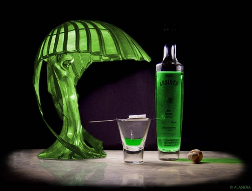 Big Brother Calls your to the DR Buy-absinthe